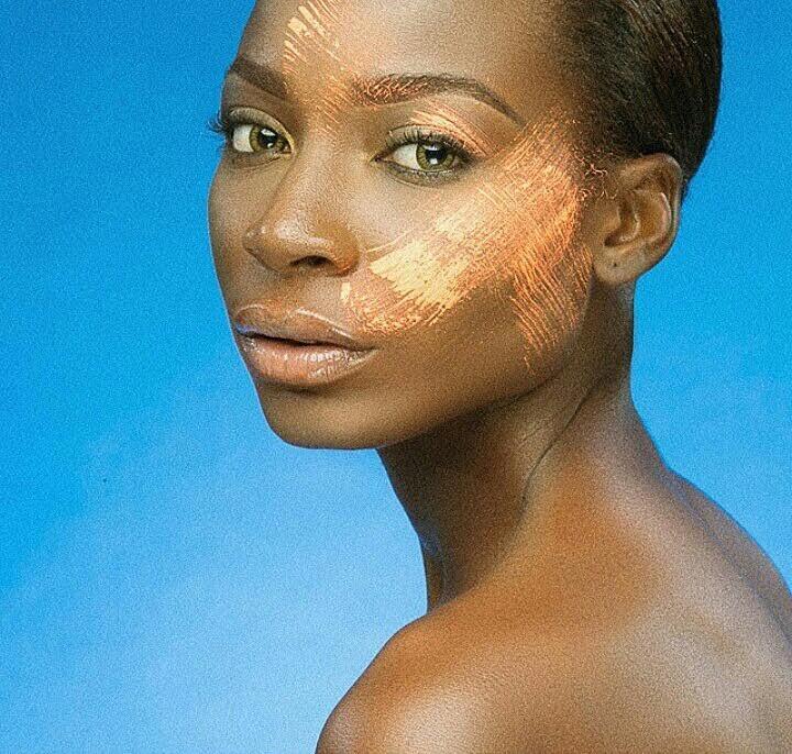 Nigerian model