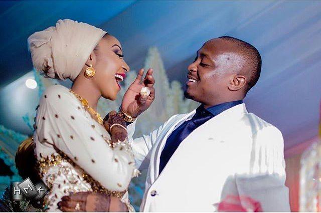 Amina Lawal Mangal Wedding
