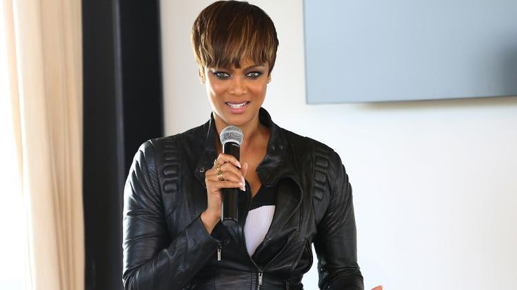 Tyra Banks Secrets To My Success: Superstars Share Secrets To Their Success
