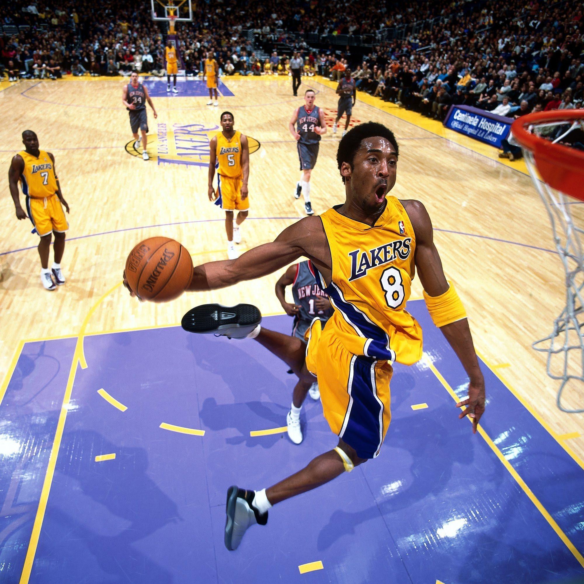 Kobe Bryant What year did he retire 2016