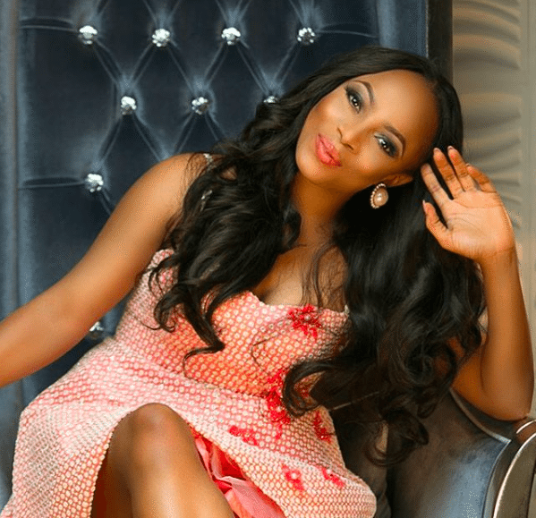 Toke Makinwa Wants You To Be Mature In Relationships