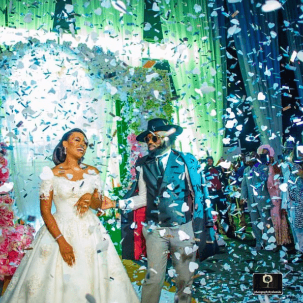 Noble Igwe wedding
