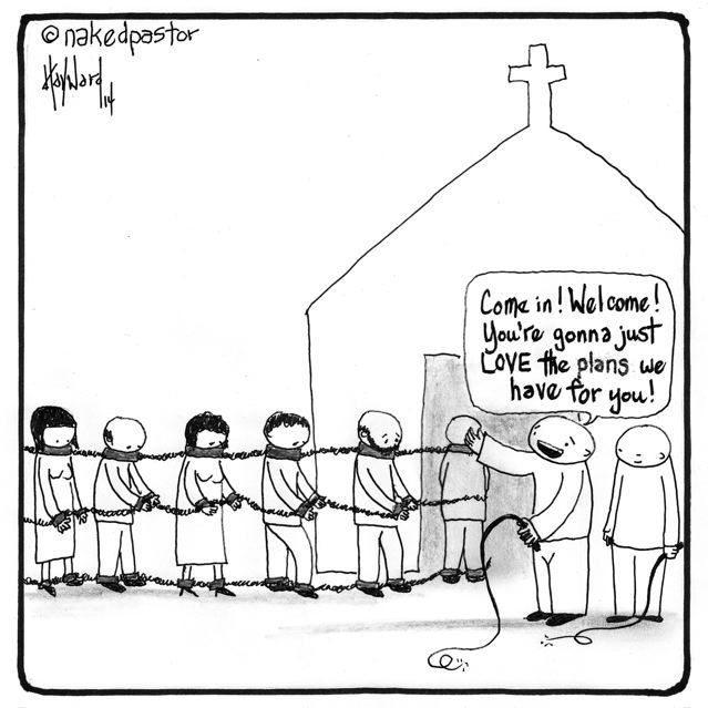 church-slavery