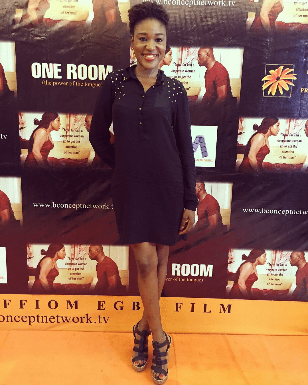one room nollywood movie
