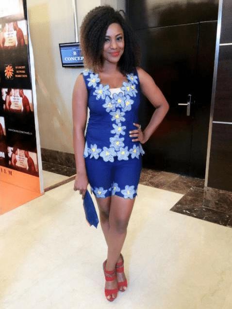 Actress: Kiki Omeili one room nollywood movie