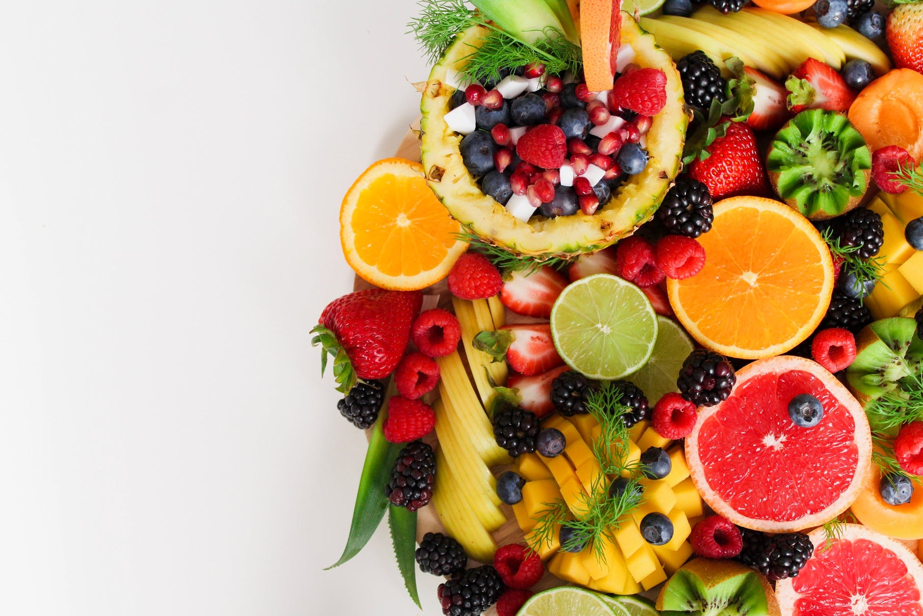 The Types Of Food You Must Eat For Healthy Glowing Skin