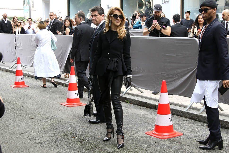 003a3fe700a8 Christian Dior   Outside Arrivals – Paris Fashion Week – Haute Couture Fall Winter  2016-2017