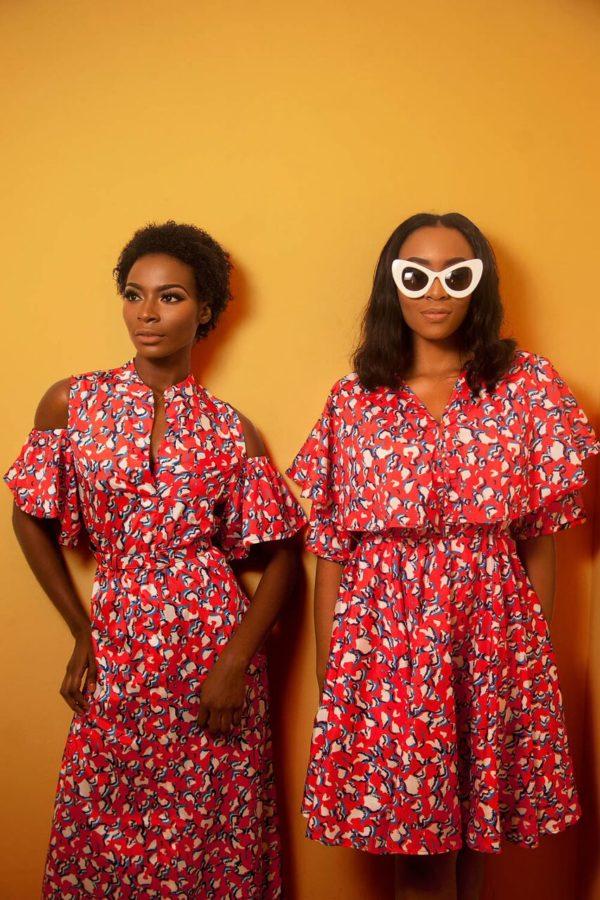 Nigerian designer GREY