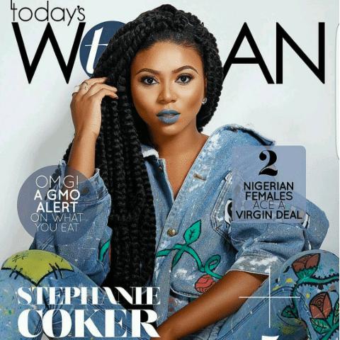 Stephanie Coker TW Magazine
