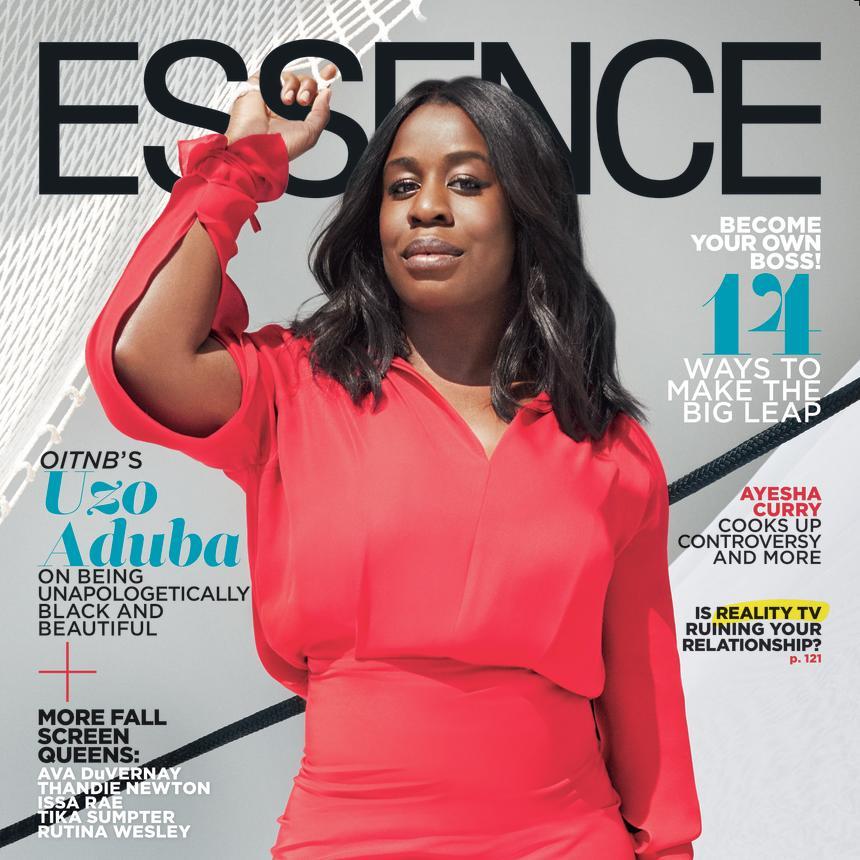 uzo aduba essence magazine