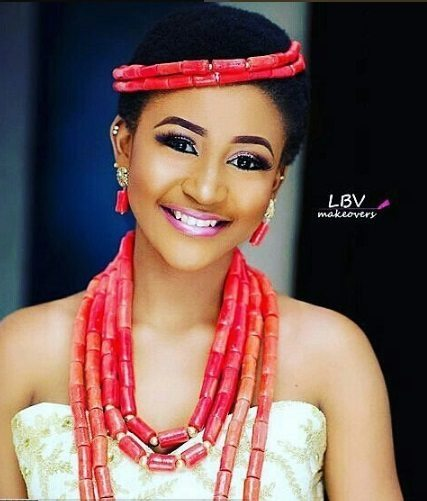 beautiful igbo bride