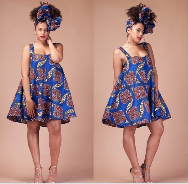 Style Inspiration: Fun Ankara Dresses for the Simple and Chic ...