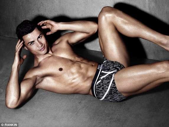 cristiano ronaldo in underwear