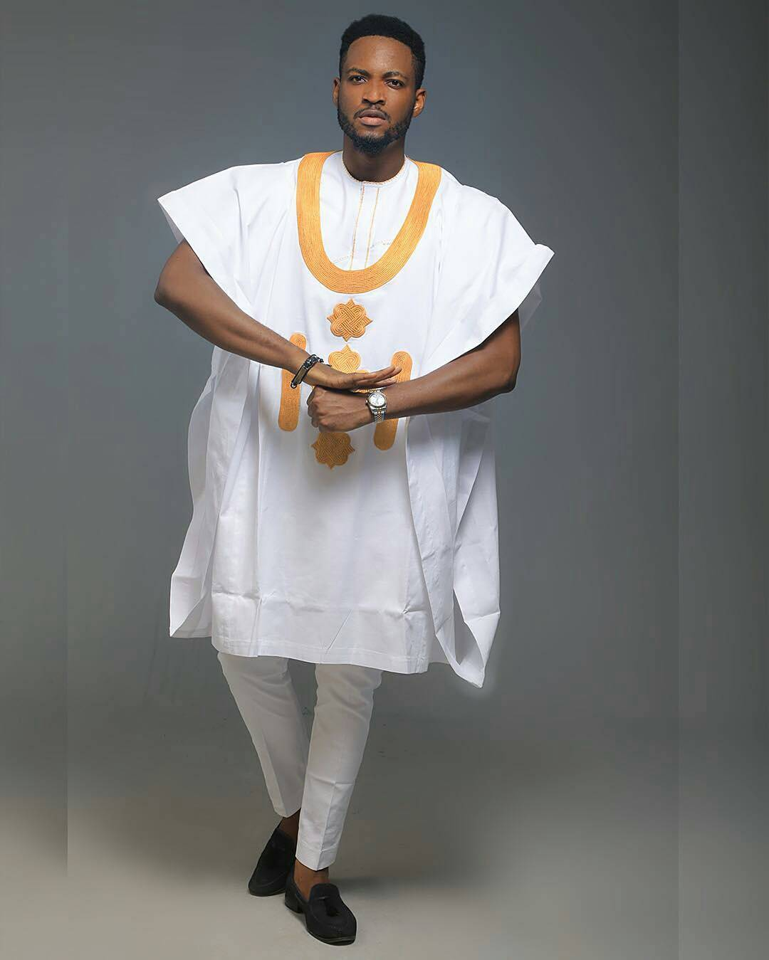 Pictures of nigerian native wears for men Cady Studios (cadystudios) on Pinterest