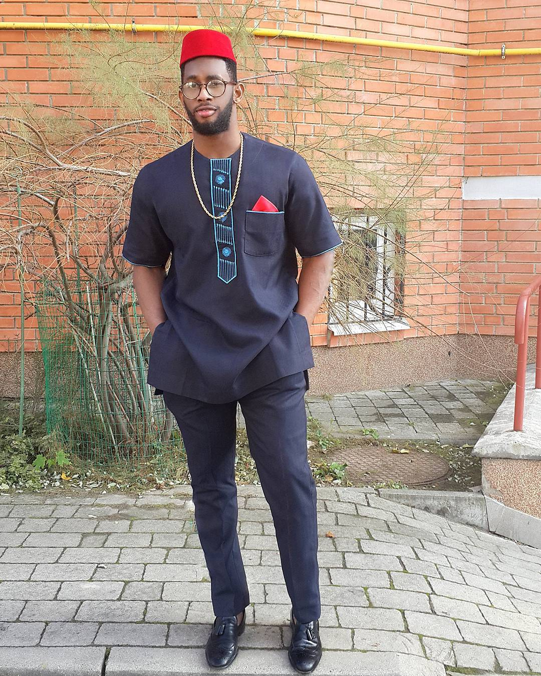 Live Stream - Breaking News, Nigeria, Africa Pictures of nigerian native wears for men