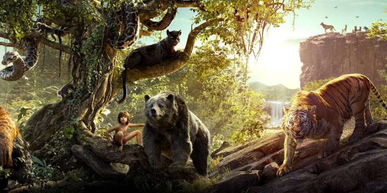 Watch The Jungle Book (2016) Hindi Dubbed Online - Watch