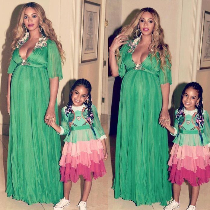 Hot Mama! Peep Beyonce\'s Maternity Style in 6 Shots – Style Rave