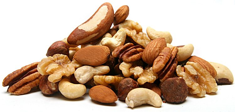 how-to-have-glowy-skin-5-foods-to-eat-nuts