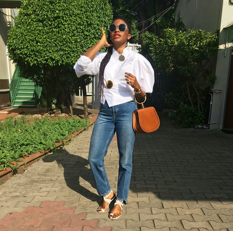 10 Times Fashion Designer Lisa Folawiyo S Instagram Got Us Seriously Coveting Her Wardrobe Style Rave