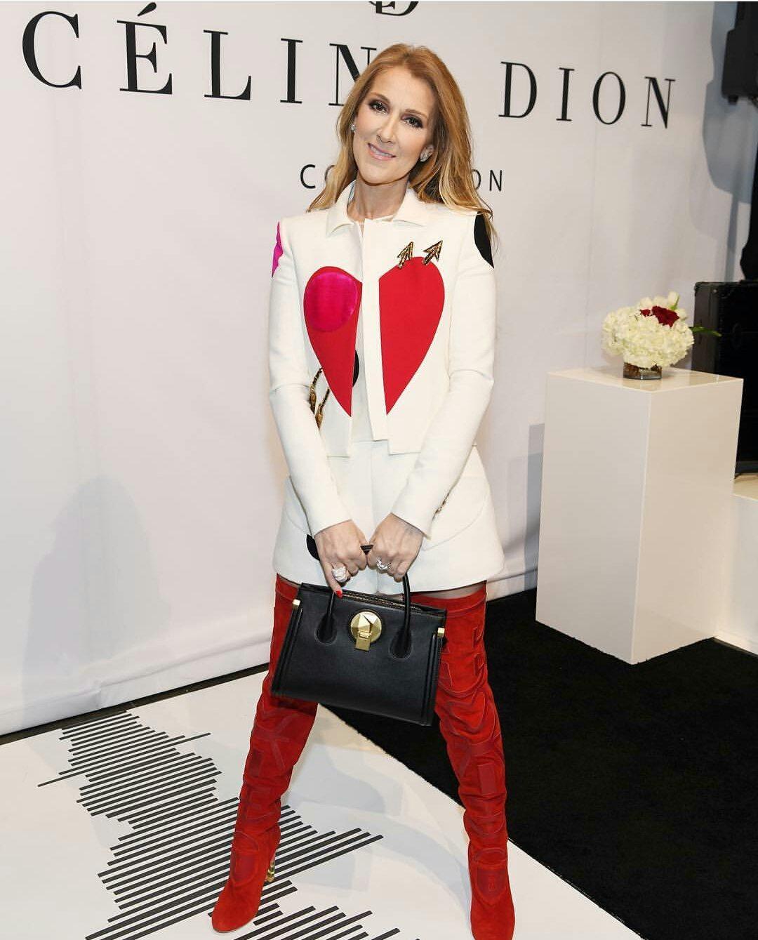 Celine Dion Style