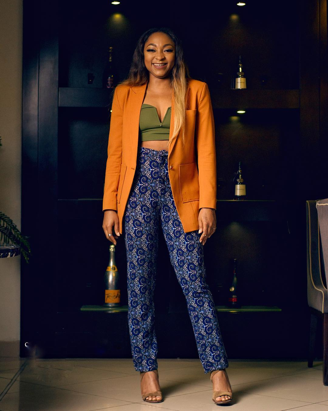 fashionable African girls