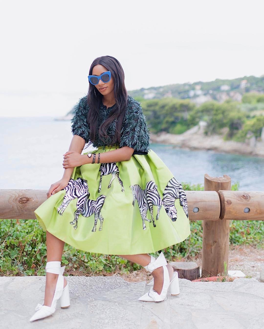 omotola-tiwa-savage-toke-makinwa-bonang-matheba-show-us-17-ways-wear-green-fabulously-greenenvygoals