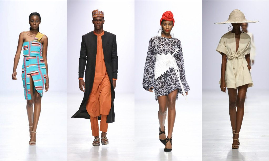 Lagos Fashion And Design Week 2017 Runway Spotlight Top 6 Designer Picks From Day 3 Runway Shows Hlfdw17 Style Rave