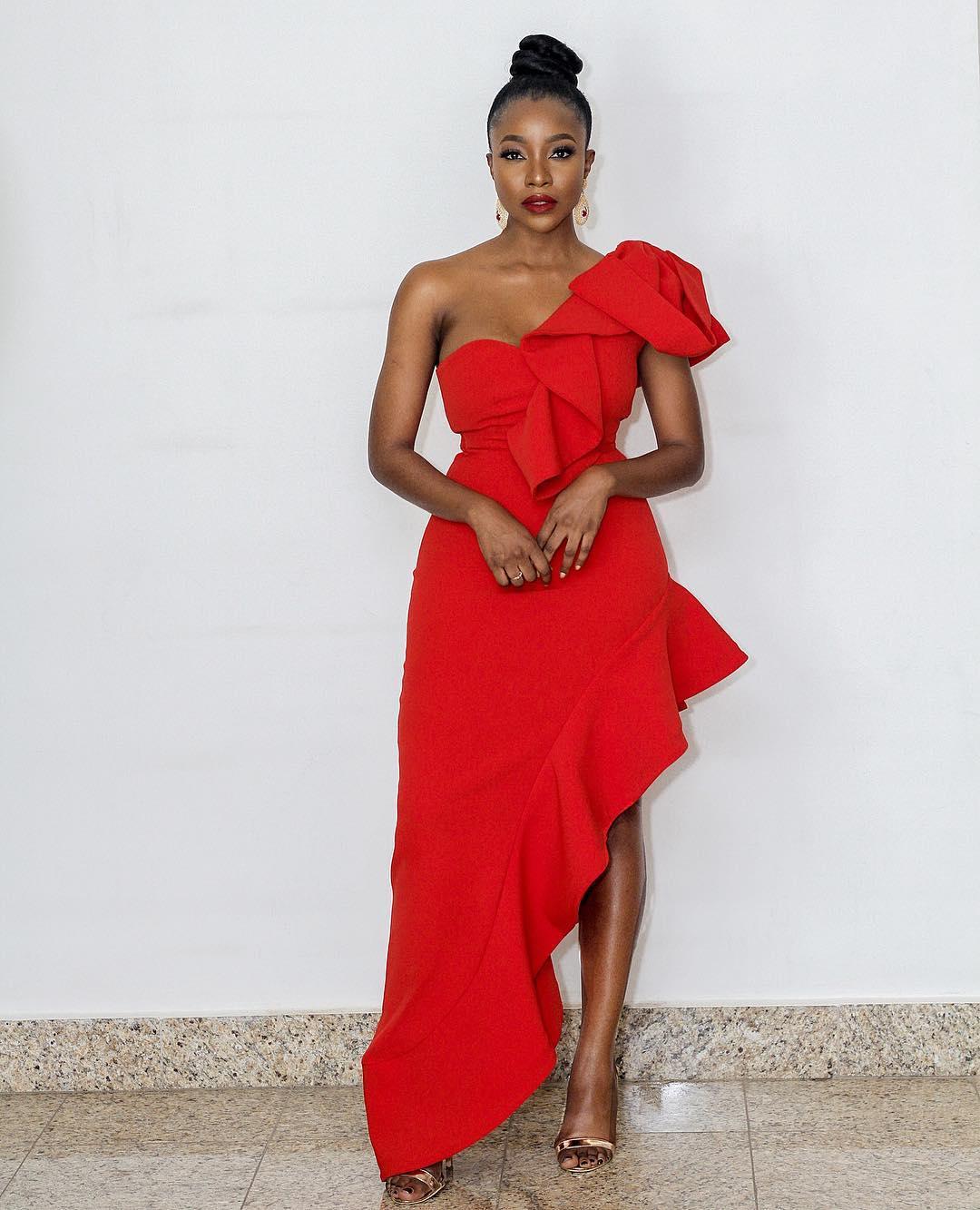 Ini Dima-Okojie at Eloy Awards 2017