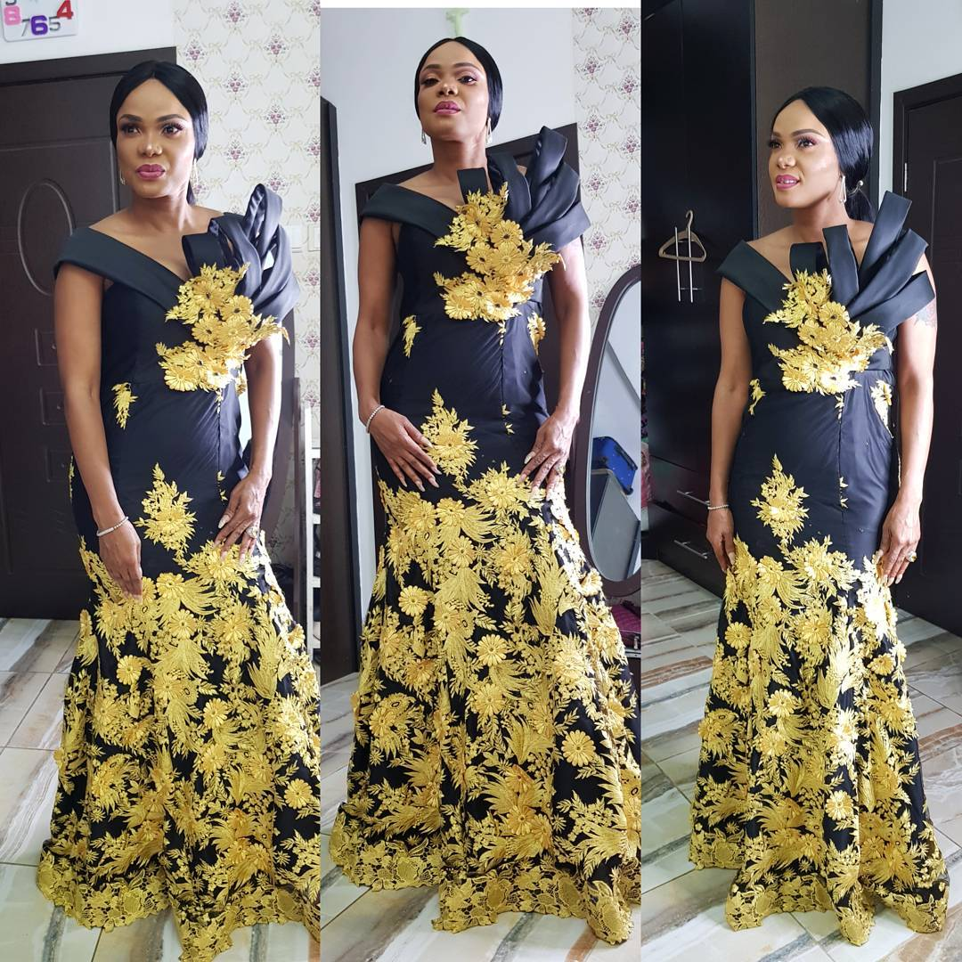 Iyabo Ojo at Eloy Awards 2017