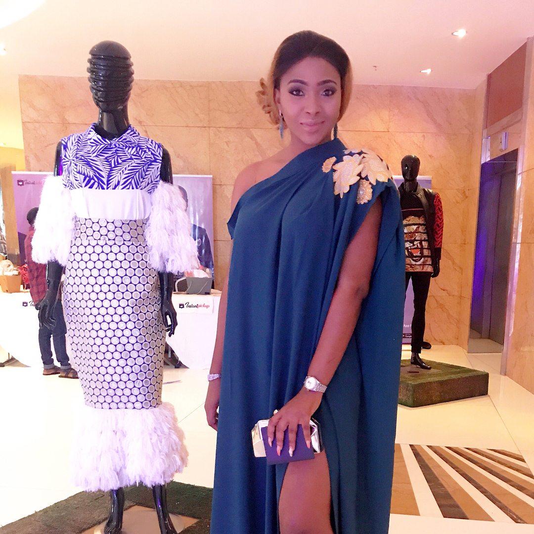 Lilian Esoro at Eloy Awards 2017