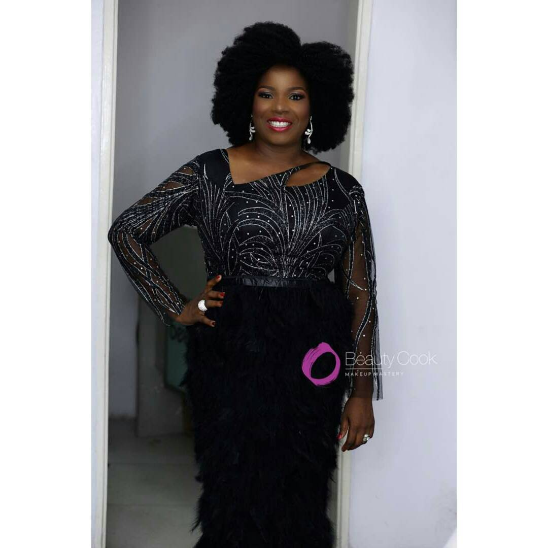 Uzo Orimalade at Eloy Awards 2017