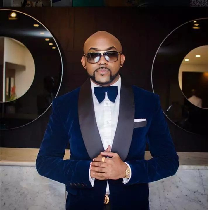 Banky W Hairstyle, Banky Wellington Hairstyle, Banky W In A Suit, Banky W's Haircut