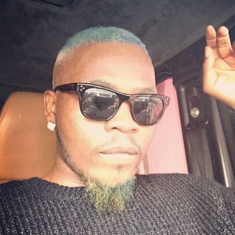Olamide, Olamide Hairstyles. Blonde Hair inspiration