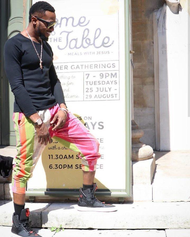 D'Banj, D'Banj Fashion, D'Banj Style