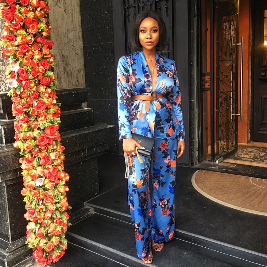 Be Inspired By Some Of Nigeria's Most Stylish Women