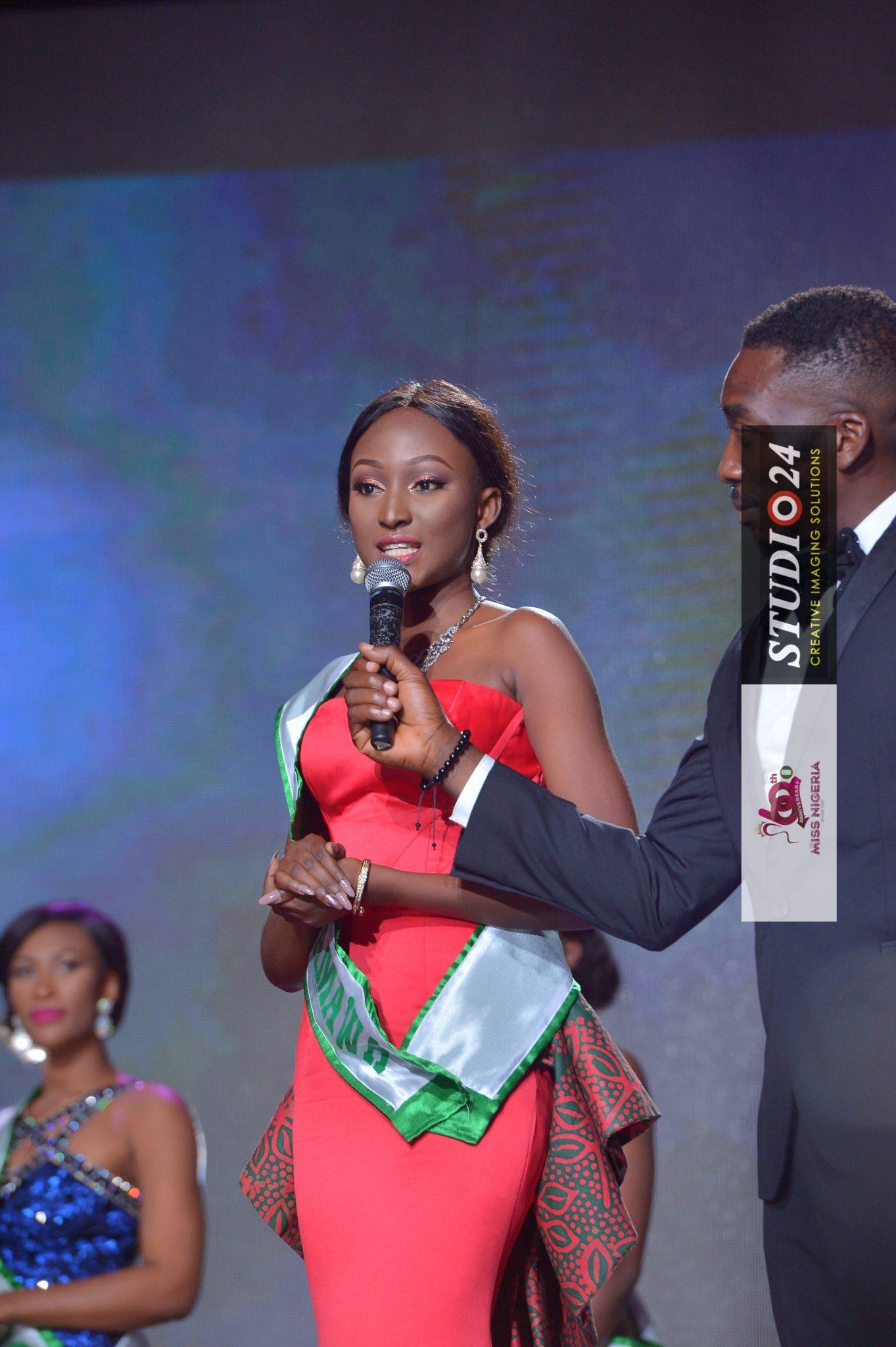 Miss Nigeria 2017