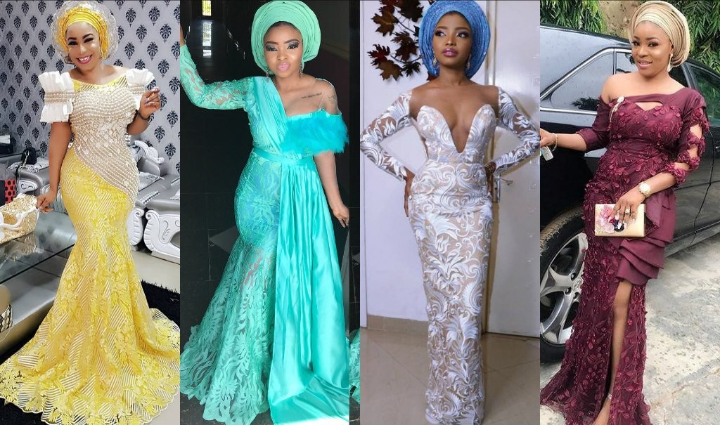 Art Meets Fashion! These Fashionable And Artsy Aso Ebi Styles Are The Rave Of The Moment - Style ...