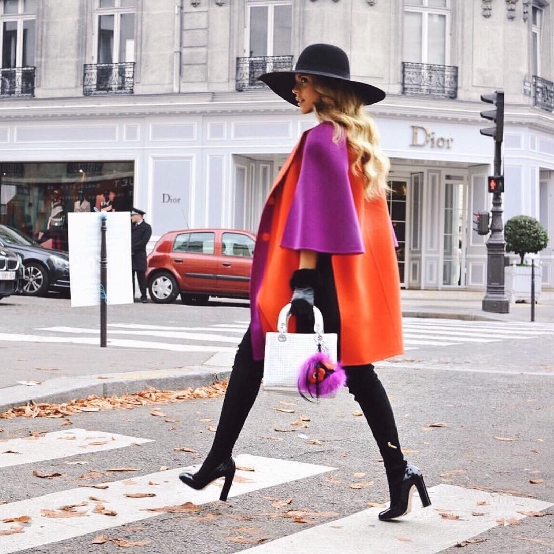A Look At The Colourful, Elegant And Drool-Worthy Style Of DELA FARD