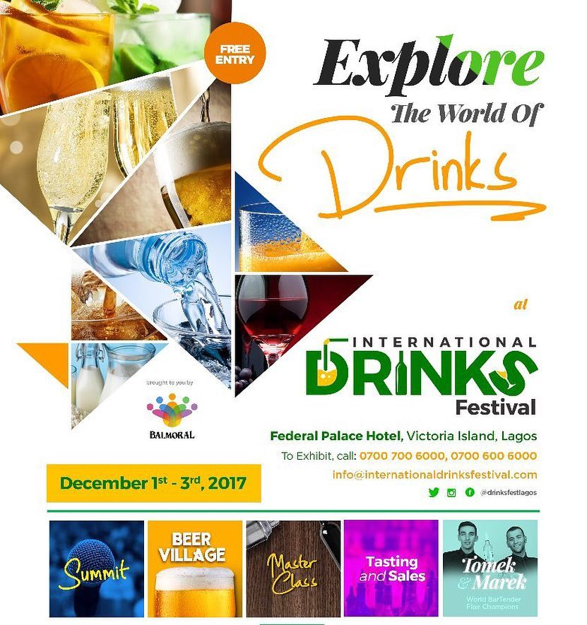 International Drinks Festival
