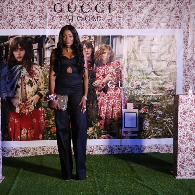 Gucci Bloom Launch In Lagos