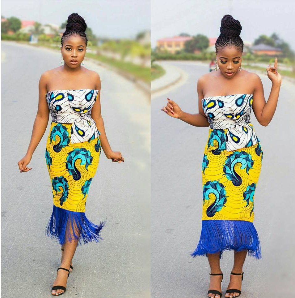 How To Bring The Heat To The Party With Stunning Aso Ebi Styles