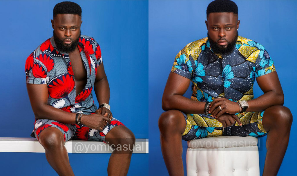 Yomi Makun of Yomi Casual Launches Beach/Summer Wear Collection To ...