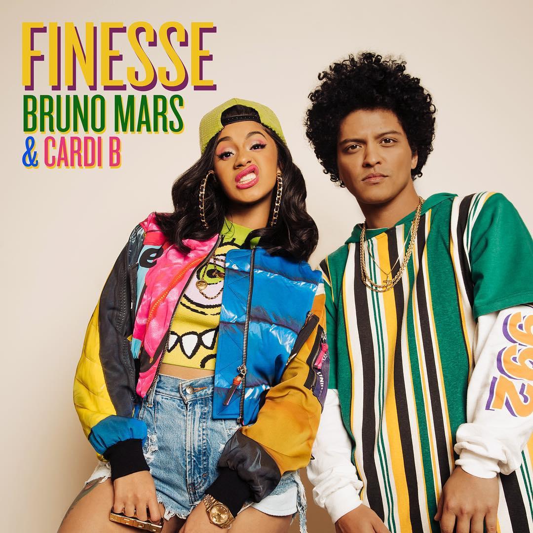cardi-b-bruno-mars-drippin-finesse-finesse-remix-video-watch