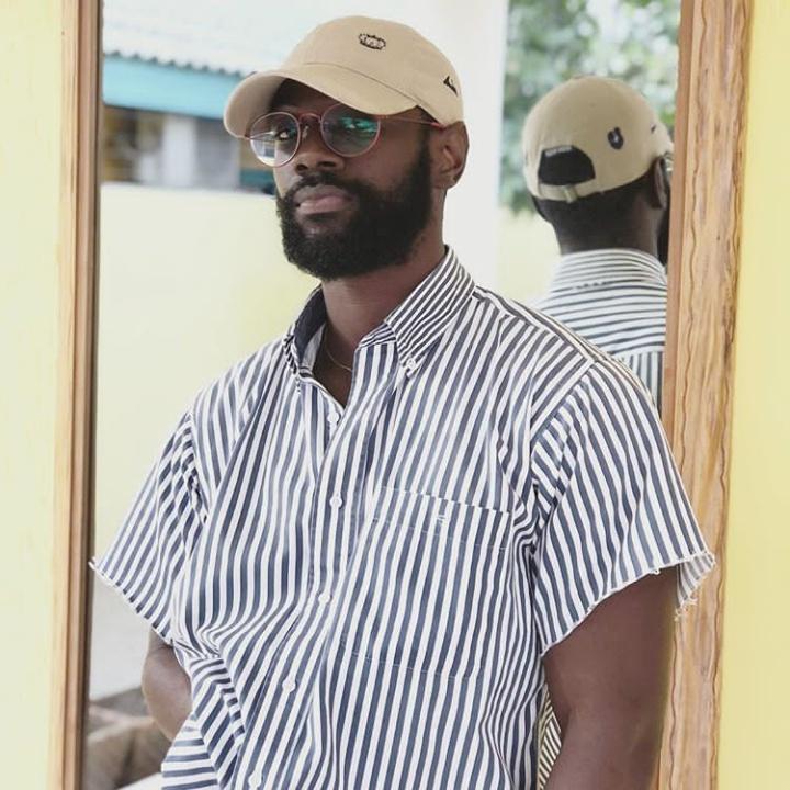 Kobby Adu, Ghanian Fashion Designer, Ghanaian Stylish Men