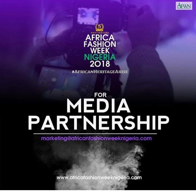 enjoy africa africa fashion week nigeria 2018