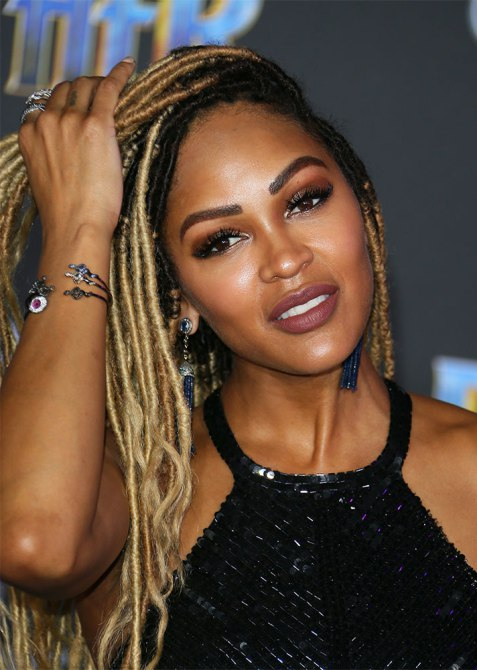 black-panther-premiere-celebrities-came-glam-looks-stunning-hairstyles
