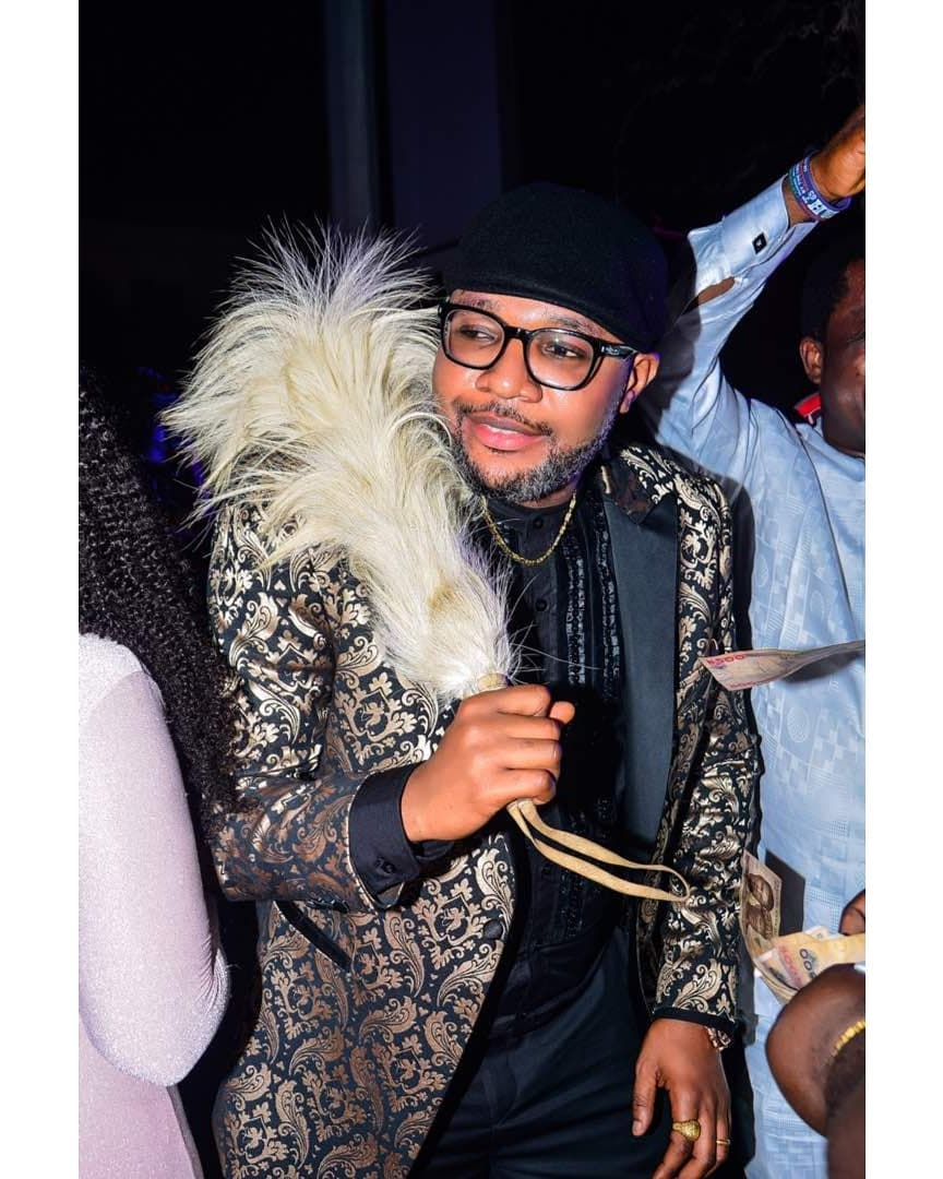 E-Money Recently Turned 37 And Partied In Grand Style With Family And Friends