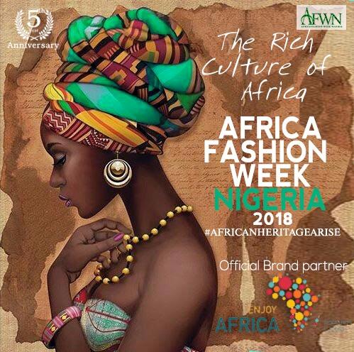 2018 Africa Fashion Week Nigeria