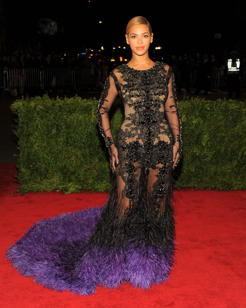 beyonce givenchy
