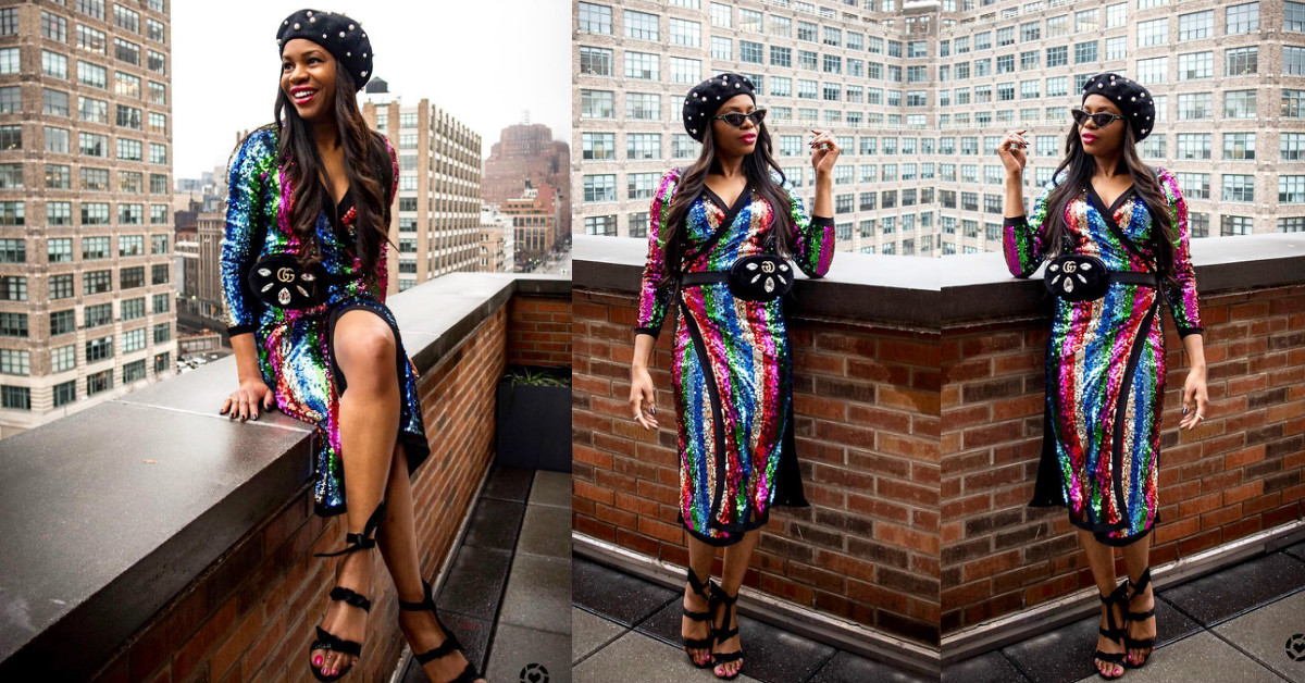 7773d987a3 Blogger Files  Monica Awe-Etuk s Style Is All About Being Theatrical And  Unapologetically Fabulous - Style Rave